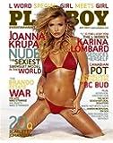 Playboy Magazine, July 2005