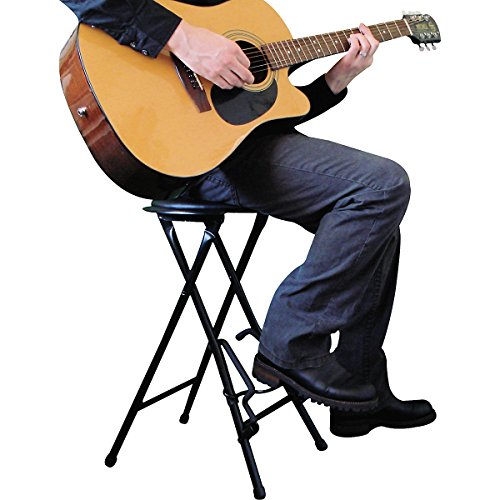 Alfred 39 S StagePlayer Guitar Stand And Stool Furniture