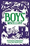 img - for The Boys' Miscellany (Childrens Miscellany) book / textbook / text book