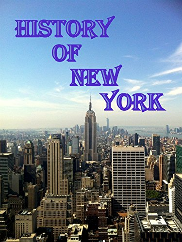 History of New York on Amazon Prime Video UK