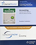 img - for CengageNOW(TM), 2 terms Printed Access Card for Warren/Reeve/Duchac's Accounting, 25th book / textbook / text book