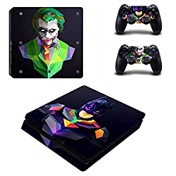 AL Pacino Batman Joker Theme cover sticker for Ps4 SLIM