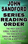 JOHN SANDFORD: SERIES READING ORDER:...