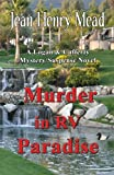 img - for Murder in RV Paradise (A Logan & Cafferty Mystery/Suspense Novel) book / textbook / text book