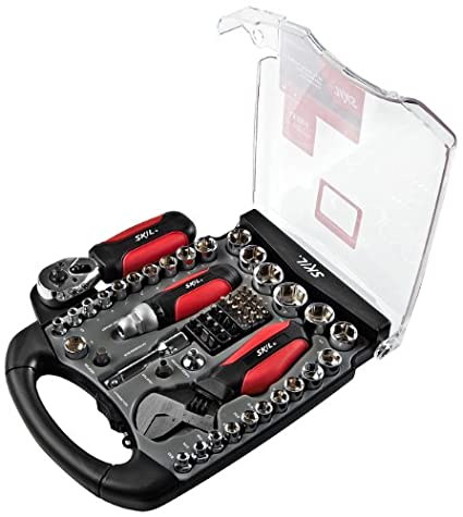 45 Piece Stubby Wrench Set