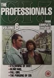 The Professionals, Vol. 6: A Stirring of Dust / Blind Run / Fall Girl / The Purging of CI5 [DVD]