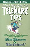 img - for Allen & Mike's Really Cool Telemark Tips, Revised and Even Better!: 123 Amazing Tips to Improve Your Tele-Skiing by Allen O'Bannon (Aug 26 2008) book / textbook / text book