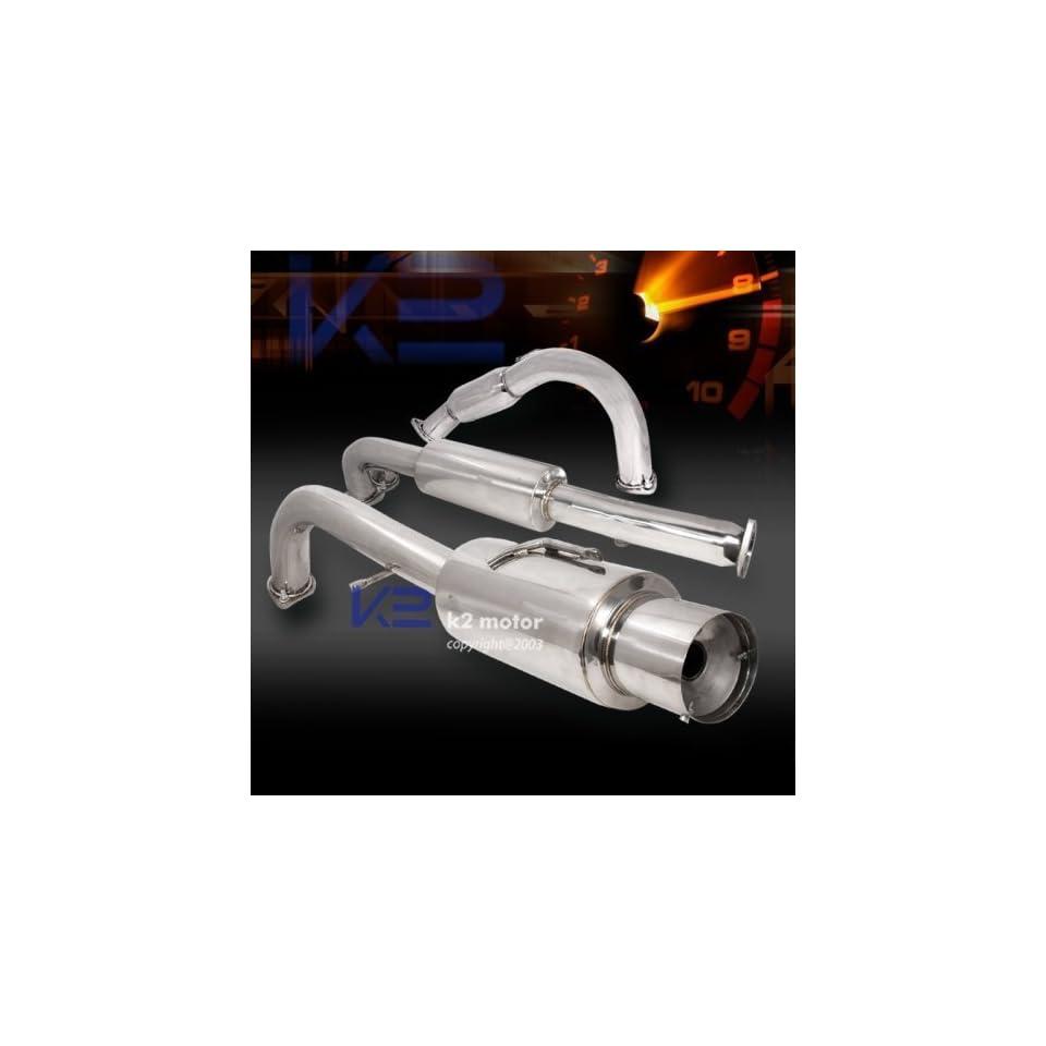 95 99 Mitsubishi Eclipse Gst Turbo Catback Exhaust 97 98