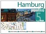 Hamburg Popout Map (footprint Popout Maps)