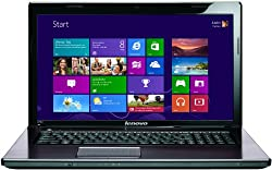 Lenovo G780 17.3 inch laptop - Dark Bronze (Intel Core i7 3612QM 2.1GHz, 8Gb RAM, 1Tb HDD, Blu-ray, Nvidia Graphics, Windows 8)