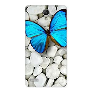 Gorgeous Awesome ButterFly Multicolor Back Case Cover for Redmi Note Prime