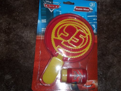 Disney Cars Bubble Wand - 1