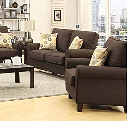 36 in. Wide Loveseat