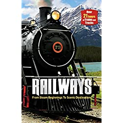 Railways: From Steam Beginnings to Scenic Destinations