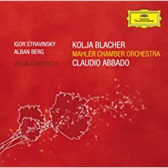 Stravinsky: Concerto en re for violin and Orchestra - 4. Capriccio