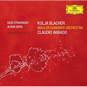 Stravinsky: Concerto en re for violin and Orchestra - 3. Aria II
