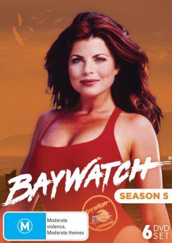 Los vigilantes de la playa / Baywatch (Season 5) - 6-DVD Set ( Bay watch - Season Five ) [ Origen Australiano, Ningun Idioma Espanol ]