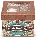 Melissa & Doug Family Road Trip Box Of Questions