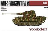 modelcollect ua72019Maqueta de tanque Alemania WWII S de 75Flak with Flak 55