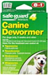 8 in 1 Safe Guard Canine Dewormer 2-p...
