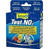 Tetra 723429 Test NO2 (Nitrit), Wassertest für Süß- und Meerwasseraquarien, misst zuverlässig und genau den Nitritwert