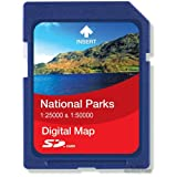 Satmap National Park 1:25000/1:50000 Northumberland