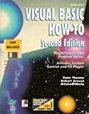 Visual Basic How-To: The Definitive Vb3 Problem Solver/Book and Disk (1878739425) by Thomas, Zane