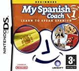 My Spanish Coach Level 1 - Learn To Speak Spanish (Nintendo DS)