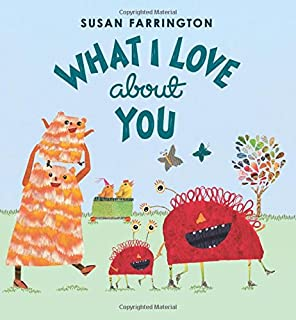 Book Cover: What I Love About You
