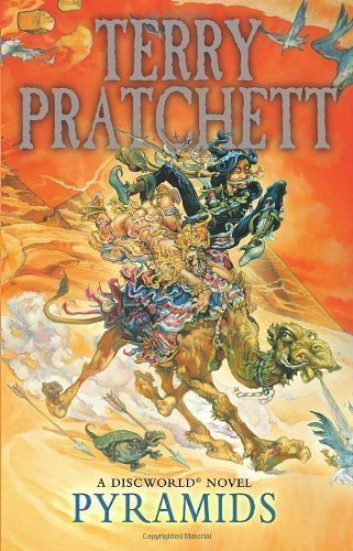 Terry Pratchett: Pyramids