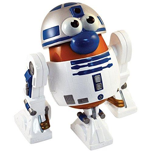 Star Wars R2D2 Mr. Potato Head: Astromech Droid - Interchangeable Parts front-480808
