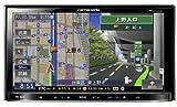 パイオニア carrozzeria 楽NAVI 7V型ワイドVGAワンセグTV/DVD-V/CD/Bluetooth/USB/SD/チューナー・AV一体型メモリーナビゲーション AVIC-MRZ07II AVIC-MRZ07-2