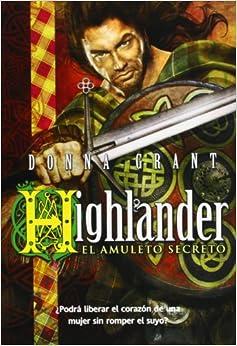 Highlander. El Amuleto Secreto (Pandora): Amazon.es: Donna