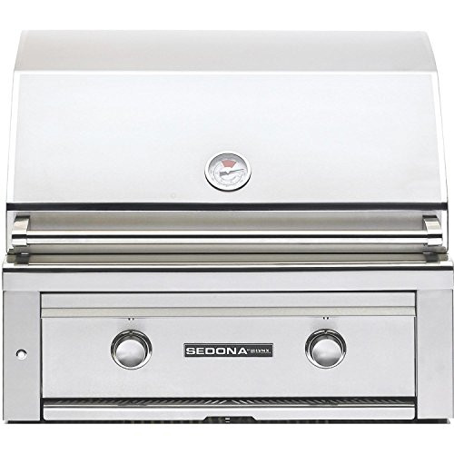 Lynx L500PS-LP Sedona Built-In Propane Gas Grill with Pro Sear Burner, 30-Inch