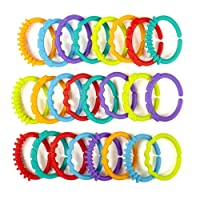 Bright Starts Lots of Links- Solid Colors by KIDS II
