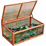 Amazon Com Gardman 7652 Wooden Cold Frame And Growhouse