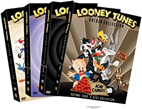 Looney Tunes Golden Collection Vols 1-4