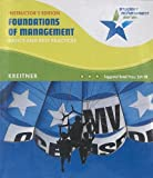 img - for Foundations of Management: Basic and Best Practices; Instructor's Edition (Student Achievement Series) book / textbook / text book