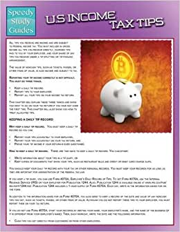 Us Income Tax Tips (Speedy Study Guide)