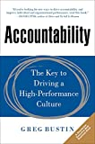 img - for Accountability: The Key to Driving a High-Performance Culture book / textbook / text book