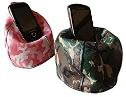 Printed Bean Bag Mobile Holder Combo I
