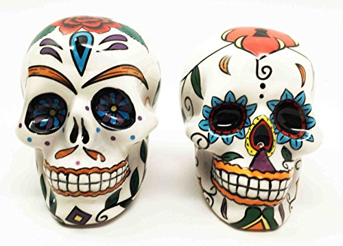 Love Never Dies Sugar Skulls Set