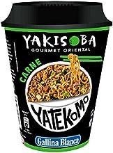 Gallina Blanca Yakisoba Carne, Preparado de Fideos - 93 g