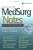 img - for MedSurg Notes: Nurses Clinical Pocket Guide book / textbook / text book
