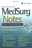 img - for MedSurg Notes: Nurses Clinical Pocket Guide book / textbook / text book