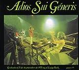 Adios Sui Generis 1