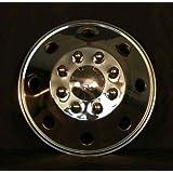 "Ford, Dodge, Gmc, Chevy, Rv Truck, Van, Motorhome 16"" Wheel Cover Hubcap - Single Piece"