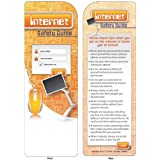 Internet Safety Guide Bookmark Trade Show Giveaway