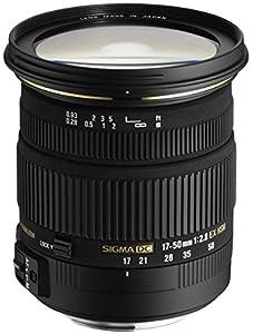 Sigma 17-50mm f/2.8 EX DC OS HSM FLD Large Aperture Standard Zoom Lens