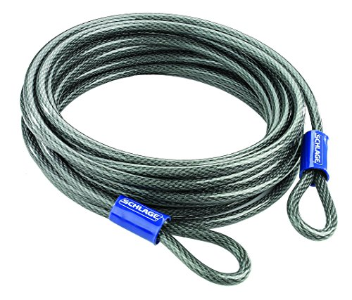 Flexible Steel Cable : Top best safe security cables cable locks